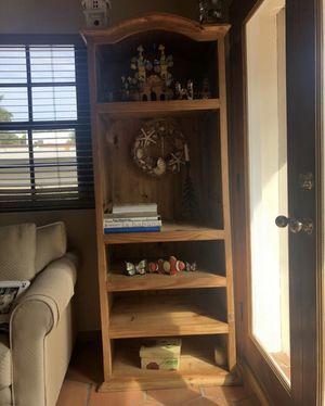 Mexican bookshelve in good condition $100 for Sale in Miami, FL