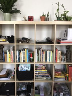 IKEA bookcase/shelving for Sale in Queens,  NY