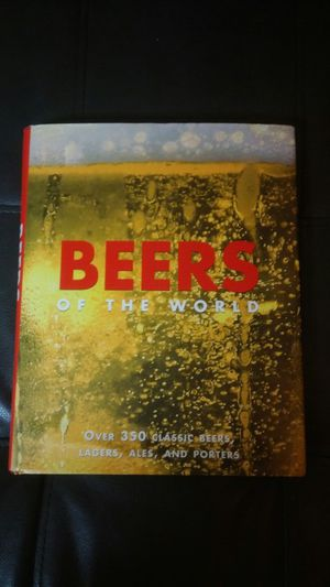 Hard Cover Beers of the World Book 🍺 for Sale in Federal Way, WA
