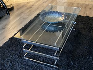 Modern glass coffee table for Sale in Los Angeles, CA