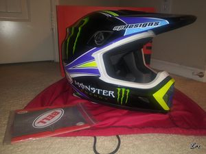 Bell Dirt Bike Helmet for Sale in Corona, CA