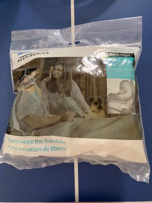 Philips Respironics Amara View Full face mask Small Medium Large Cushion for Sale in Fairfax, VA