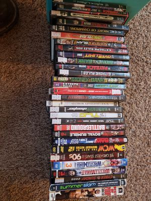 Wwe DVDs for Sale in Honor, MI