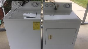 Washer And Dryer GE for Sale in Brentwood, NC