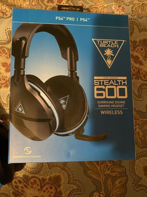 Turtle Beach Stealth 600 Wireless Gaming Headset for Sale in Pacolet, SC