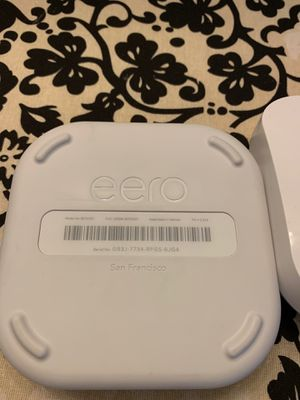 Eero 2nd generation for Sale in Sugar Land, TX