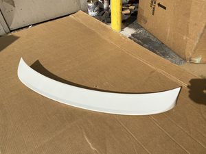 2010 - 2016 Hyundai Genesis 2DR OEM Style Flush Mount Rear Spoiler White (364) - Part # ABS267A for Sale in City of Industry, CA