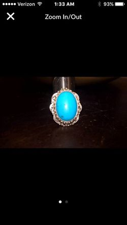 Turquoise Ring for Sale in Bend,  OR