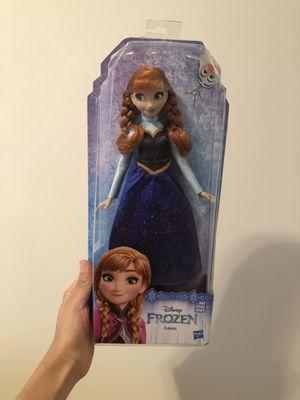 Frozen Doll for Sale in Memphis, TN