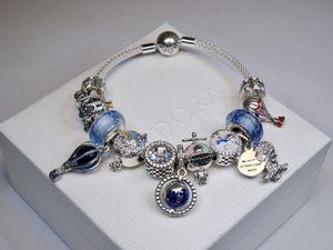 Pandora Travel Theme Bracelet for Sale in Houston, TX