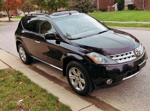 2007 Nissan Murano SL ACTIVE / MASSAGE EX-L FRONT SEATS! for Sale in Riverside, CA