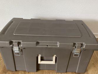 "Sterilite Storage Box With Wheels 30""x17""x14 3/4"" for Sale in Vancouver,  WA"