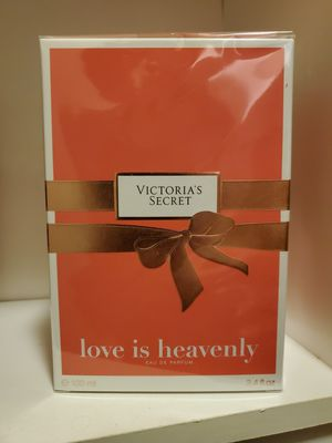 3.4oz Victoria Secret Love is Heavenly Perfume for Sale in San Bernardino, CA