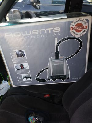 Rowenta Garment steam cleaner for Sale in Silver Spring, MD