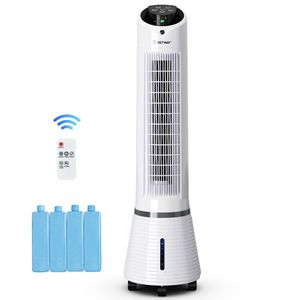 - Costway Portable Air Conditioner Cooler Fan Filter Humidify Tower Fan W/Remote Control for Sale in Rancho Cucamonga, CA