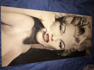Maryland Monroe poster for Sale in Murrieta, CA