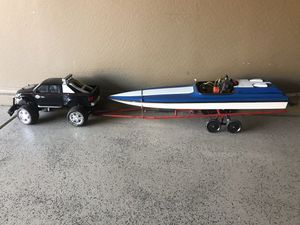 Rc Boat for Sale in Chandler, AZ