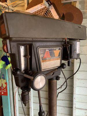 Craftsman drill press for Sale in Frankfort, IL