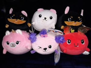 New 6 plushies super cute for Sale in San Antonio, TX