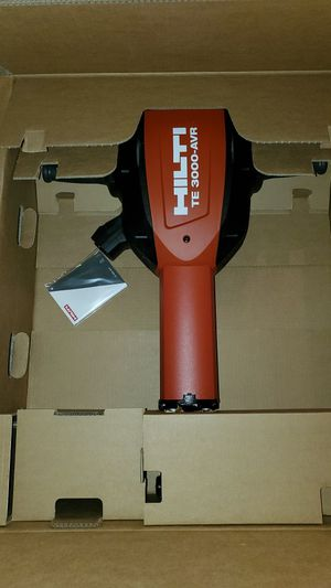 hilti 3000 avr. demolition hammer for Sale in Naperville, IL