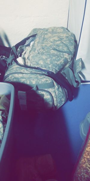 Army issued Duffle bag for Sale in Nutley, NJ
