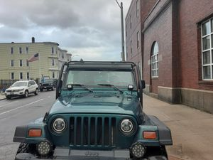 1997 jeep Wrangler Sport for Sale in Boston, MA