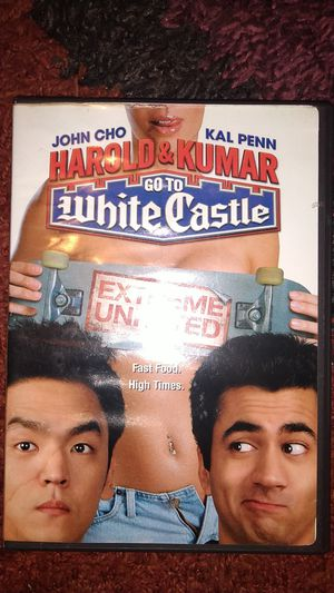 Harold &Kumar Go To White Castle for Sale in North Richland Hills, TX