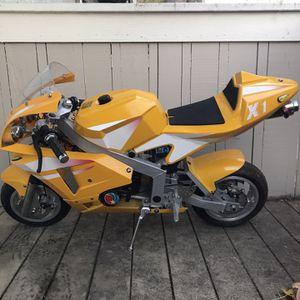 Brand New Pocket Bike Rare X1 Model for Sale in Pleasanton, CA