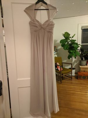 Size 2: Floor Length Bridal/Bridesmaid Dress - Watters and Watters for Sale in Seattle, WA