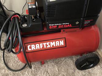 Craftsman Air Compressor for Sale in Vancouver,  WA