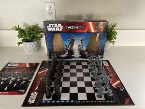 Star Wars Chess Set for Sale in Yorba Linda, CA