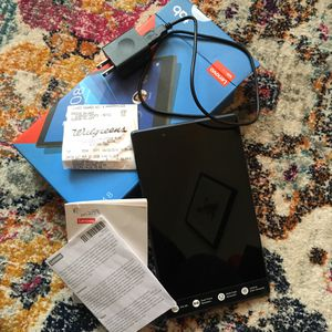 "Lenovo tab 4 8"" with 32 GB micro SD for Sale in Washington, DC"
