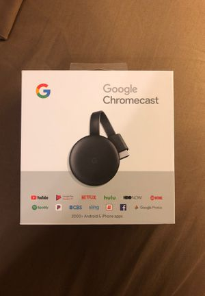 Google chromecast 3rd generation for Sale in Lake Worth, FL