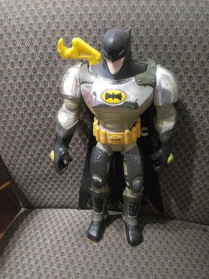 15 inch Batman figure for Sale in Peoria, AZ