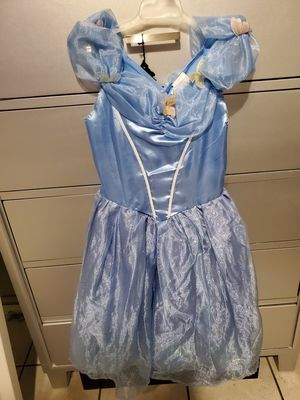 Play dresses Cinderella rapunzel and beauty and the beast for Sale in Glendale, AZ