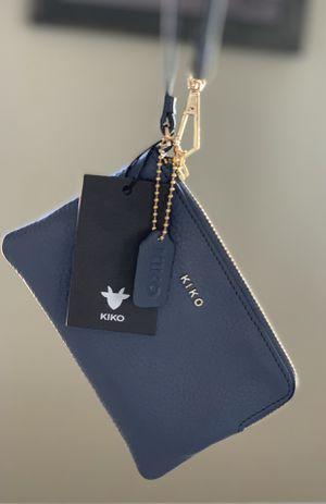Kiko Leather Wristlet NEW for Sale in Denver, CO
