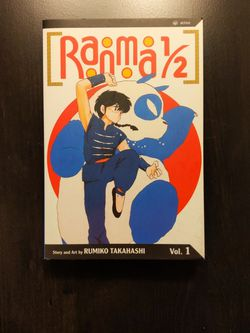 Ranma 1/2 Vol. 1 for Sale in Madison Heights,  MI