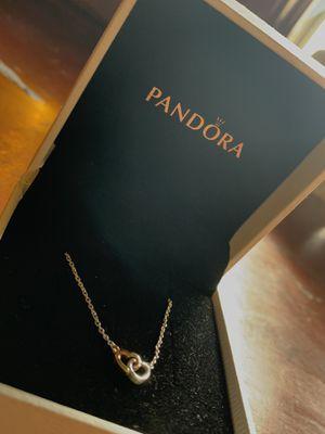 pandora necklace 14k for Sale in South El Monte, CA