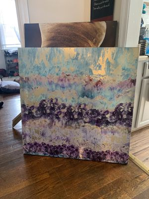 Canvas Painting for Sale in Hyattsville, MD