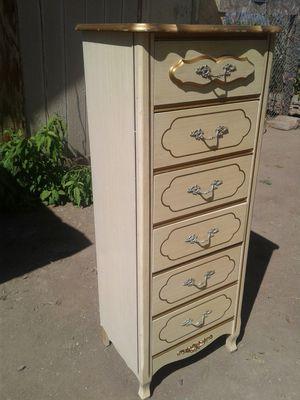 Tall antique dresser for Sale in Orosi, CA