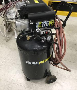 Central pneumatic air compressor for Sale in Pearl, MS