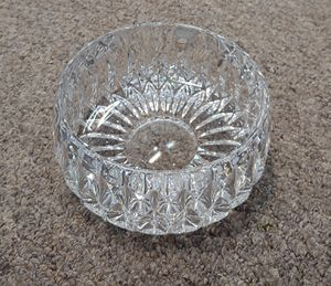 Crystal Dish for Sale in Burlington, NC