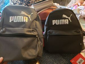 Puma mini backpacks for Sale in Escondido, CA