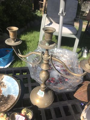 Antique candelabra for Sale in Lakeside, CA