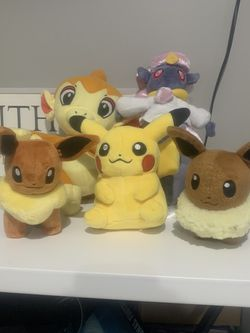 Nintendo Pokémon Center Plush/stuffed Animals for Sale in Silver Spring,  MD