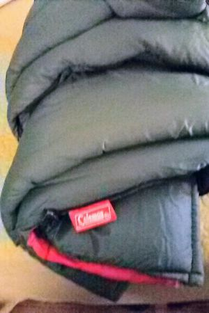 Coleman sleeping bag for Sale in New York, NY