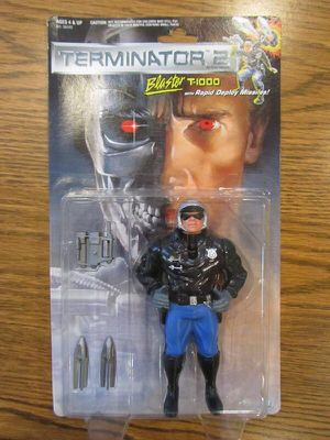 1991 Terminator 2 Blaster T-1000 Action Figure for Sale in Howell Township, NJ