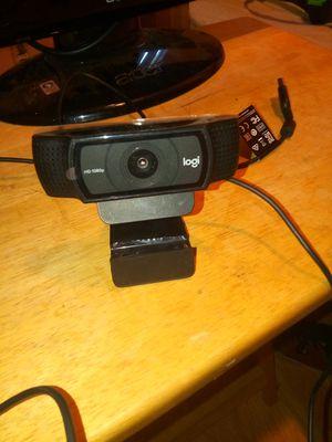 HD 1080p Logitech Pro Stream webcam C920 for Sale in Baldwin Park, CA