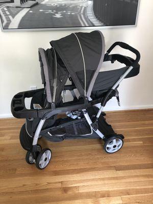 Graco double stroller for Sale in Falls Church, VA