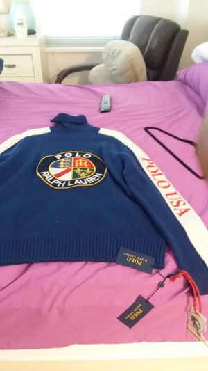 Nwt polo ralph Lauren Cookie turtleneck for Sale in Queens, NY